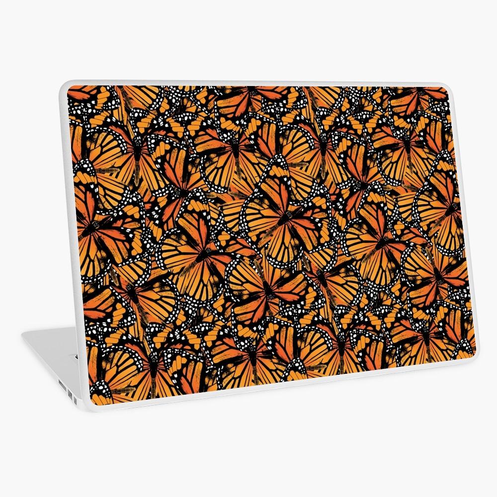 Monarch Butterflies | Vintage Butterflies | Butterfly Patterns |  Laptop Skin