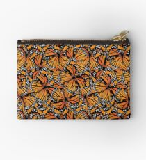 Monarch Butterflies | Butterfly Pattern Studio Pouch