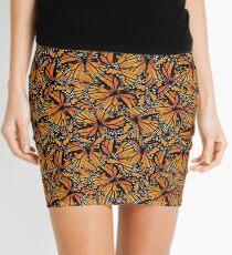 Monarch Butterflies | Butterfly Pattern Mini Skirt