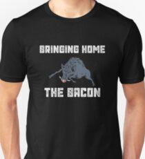 098d4fdf45f22 Hog Hunter Hunting Season Slim Fit T-Shirt