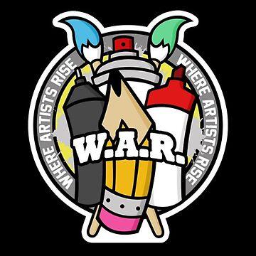 ARTillery  by WARMERCH