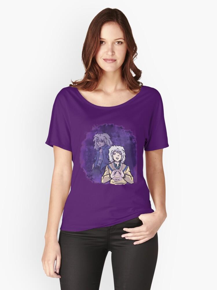 Bakura (Yu-gi-oh) Women's Relaxed Fit T-Shirt Front