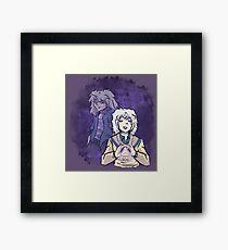 Bakura (Yu-gi-oh) Framed Print