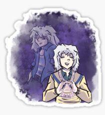 Bakura (Yu-gi-oh) Sticker