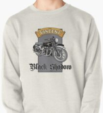 Vincent Black Shadow Pullover
