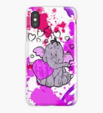 Heffalump Valentine iPhone Case/Skin