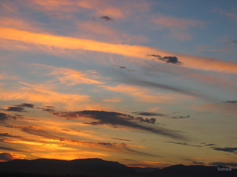 sunset 1 by lumea