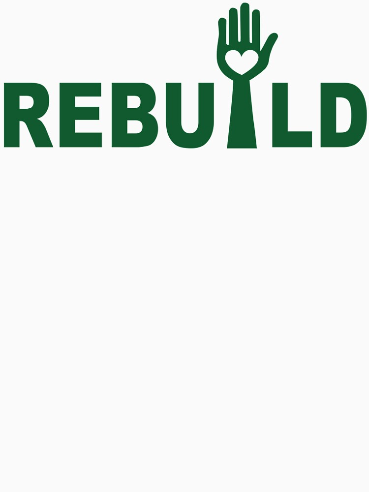 Rebuild the Lost with Love by YLGraphics