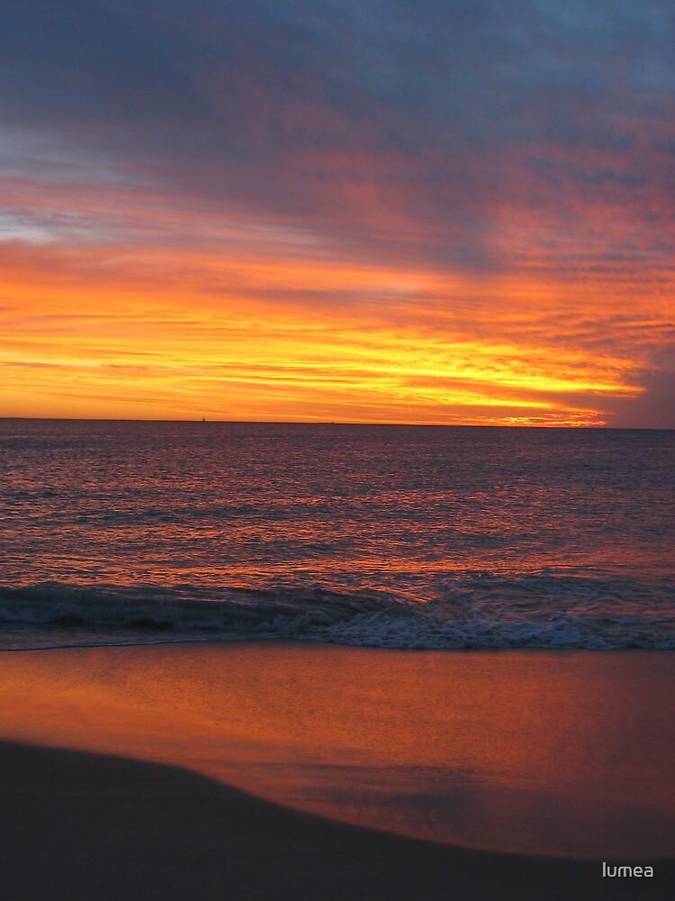 sunset 6 by lumea