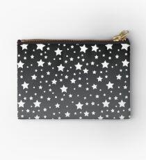 Weiße Sterne Täschchen