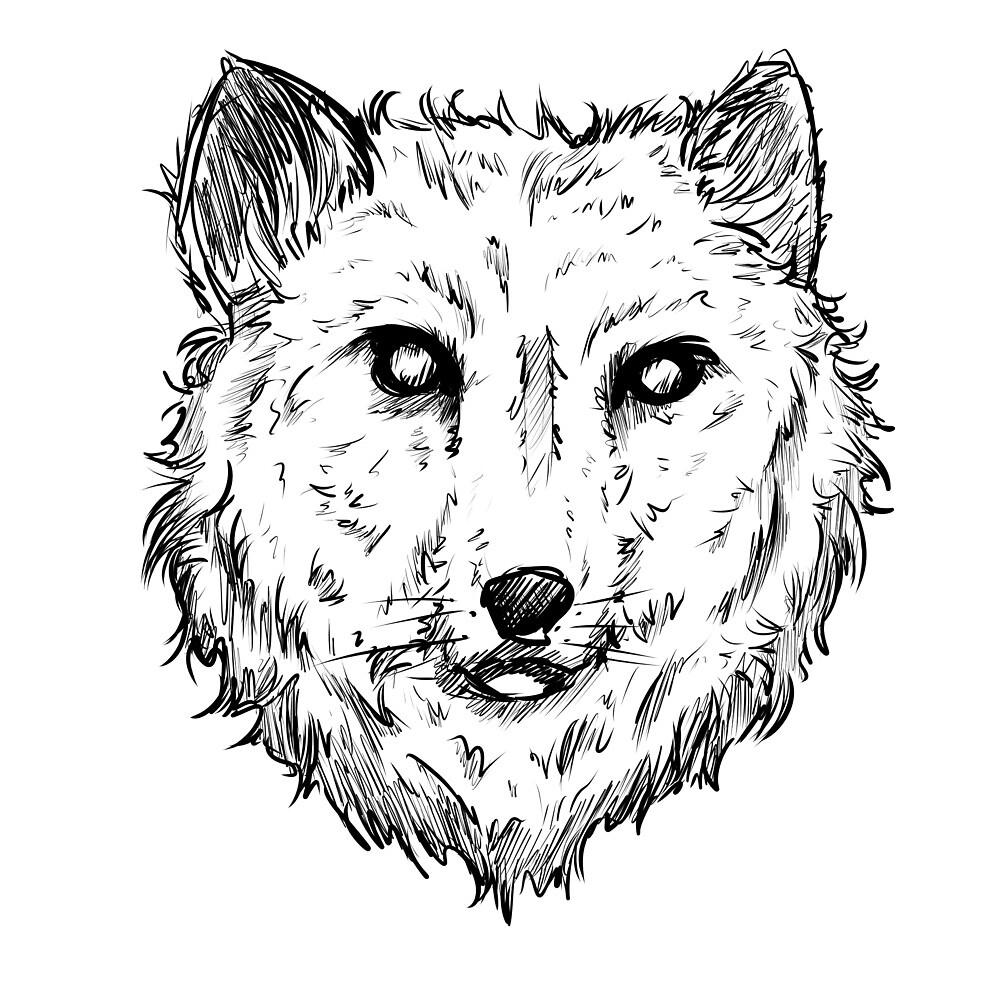 Woof by Iainne