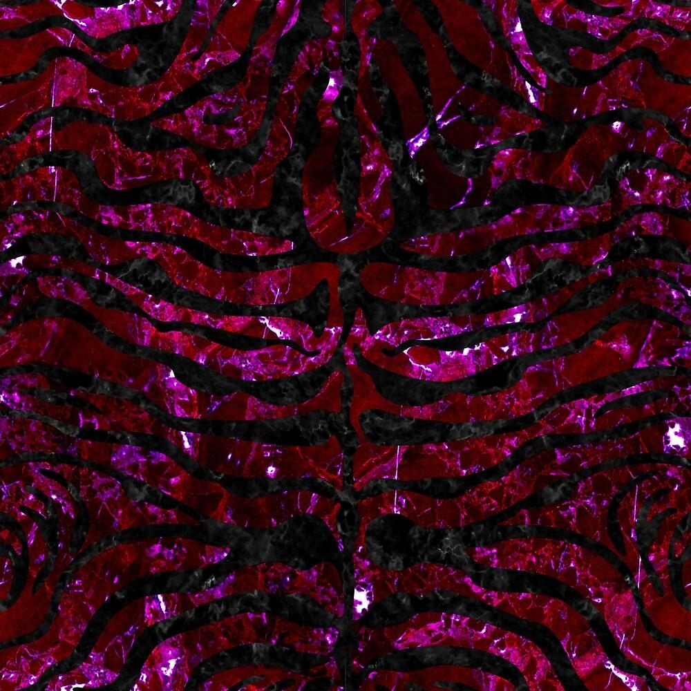 SKIN2 BLACK MARBLE & BURGUNDY MARBLE (R) by johnhunternance