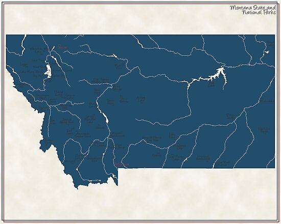 Montana Parks - v2 by FinlayMcNevin