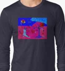 DO CATS DREAM IN SURREALISM? T-Shirt