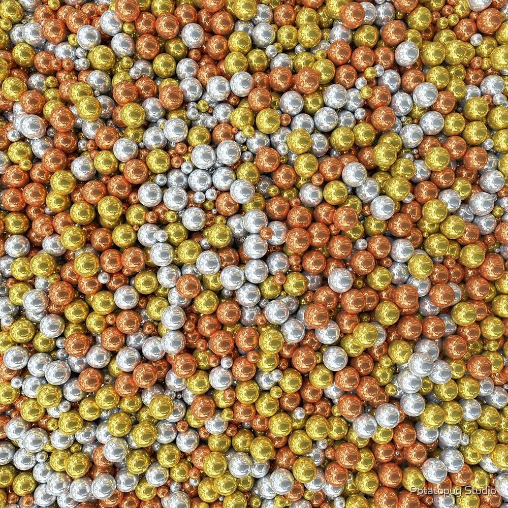 Precious Pearls - The Bigger Picture by Potatopug Studio