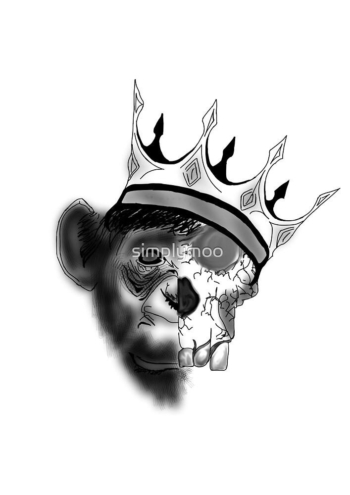 King Skull Monkey by simplymoo