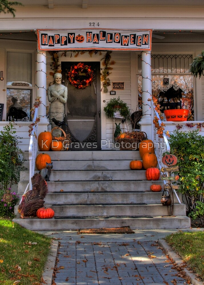 Happy Halloween! by K D Graves Photography