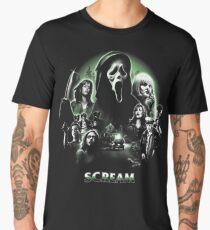 all characters scream Men's Premium T-Shirt