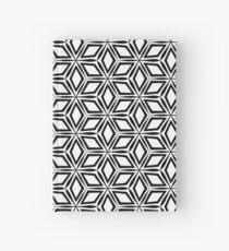 Fractal Stars Hardcover Journal