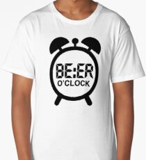 Beer O Clock - Time for Beer Long T-Shirt