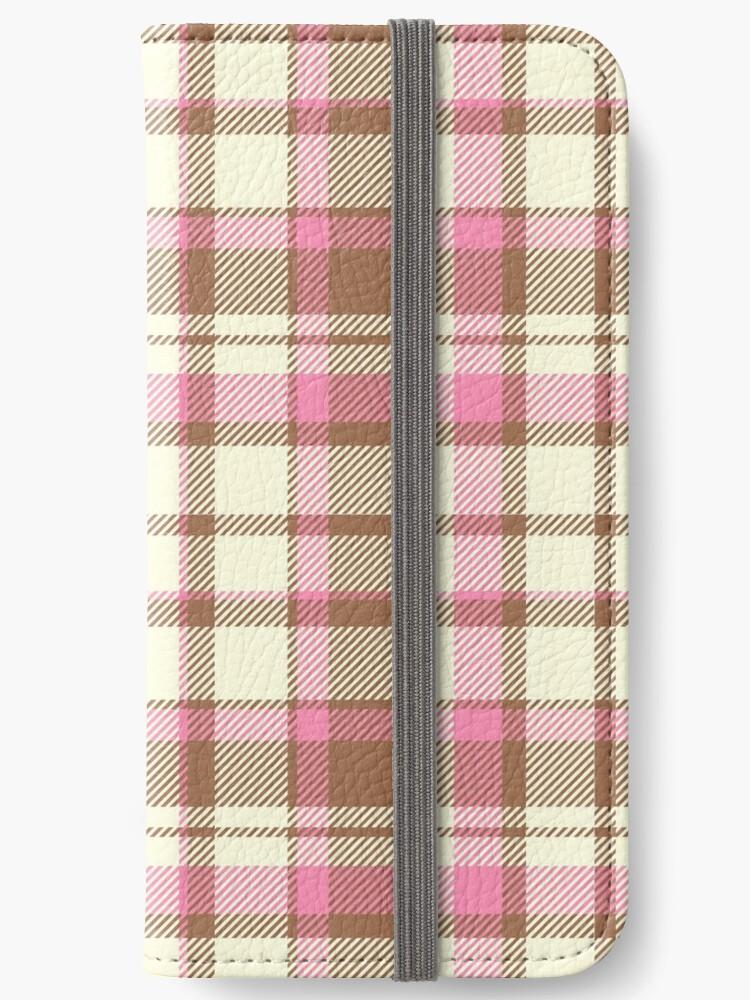 Brown Yellow pink Kilim Ethnic Texture by PineLemon