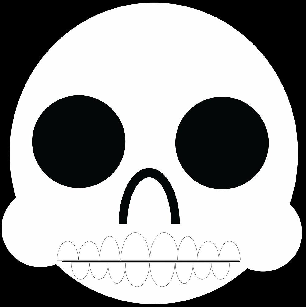 Circle Skull by Animator-Tana11