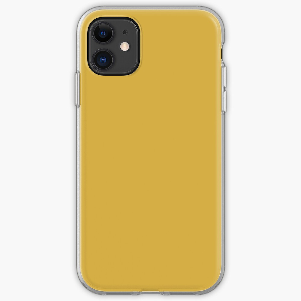 Spicy Mustard 14-0952 TCX | Pantone | Color Trends | Fall Winter 2016 | Solid Colors | Fashion Colors | iPhone Soft Case