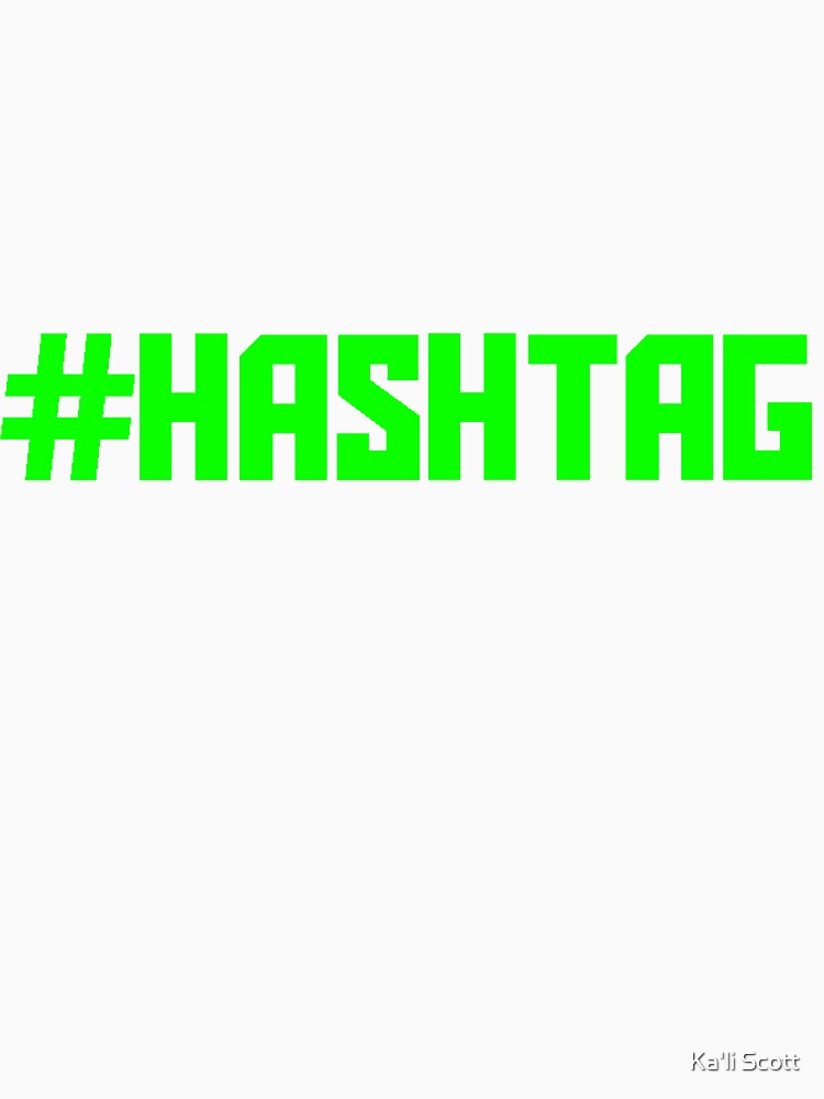 #Hashtag by Demonkin