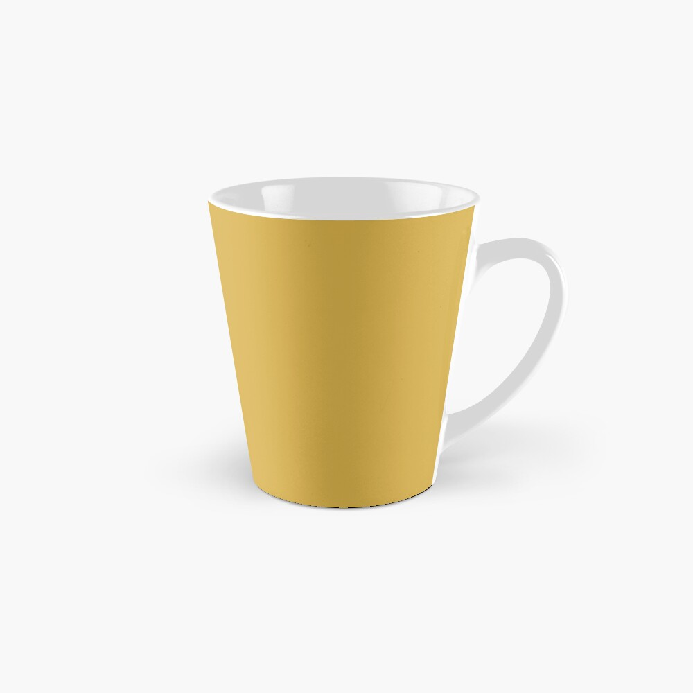 Spicy Mustard 14-0952 TCX | Pantone | Color Trends | Fall Winter 2016 | Solid Colors | Fashion Colors | Tall Mug