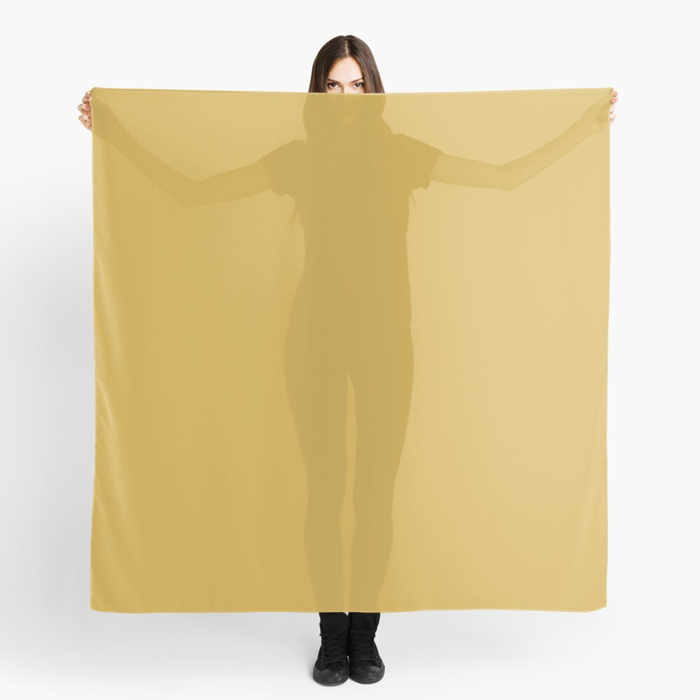 Spicy Mustard 14-0952 TCX | Pantone | Color Trends | Fall Winter 2016 | Solid Colors | Fashion Colors | Scarf