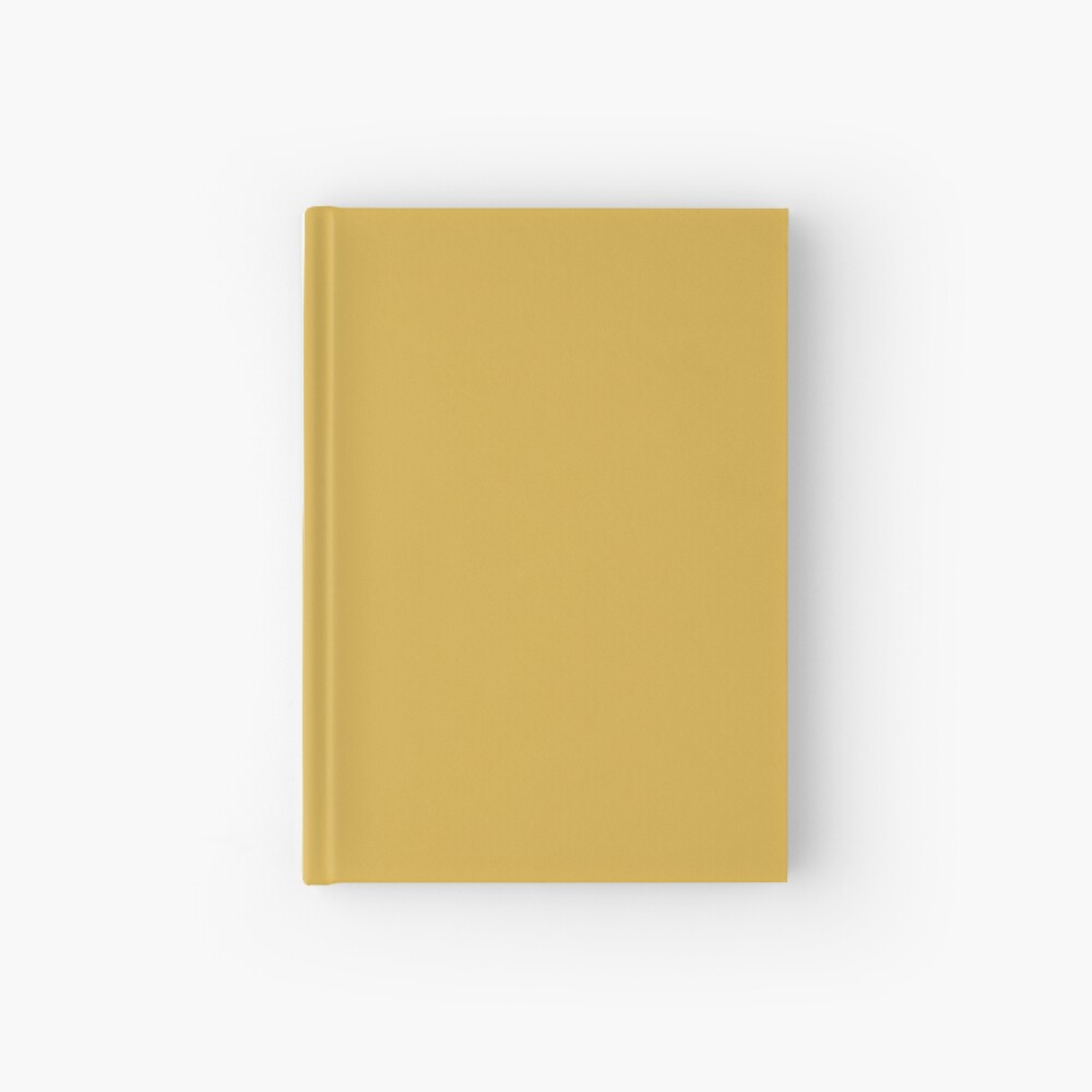 Spicy Mustard 14-0952 TCX | Pantone | Color Trends | Fall Winter 2016 | Solid Colors | Fashion Colors | Hardcover Journal