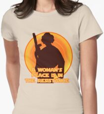 The Resistance Women's Fitted T-Shirt