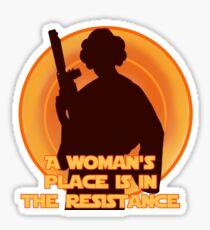 Der Widerstand Sticker