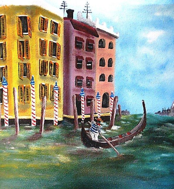 Passion De Venezia by WhiteDove Studio kj gordon