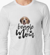 Dog Breed Beagle Mom T-Shirt