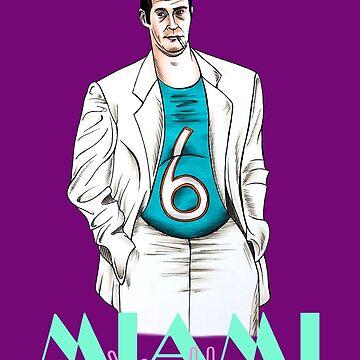 Miami Vodka by adam12314