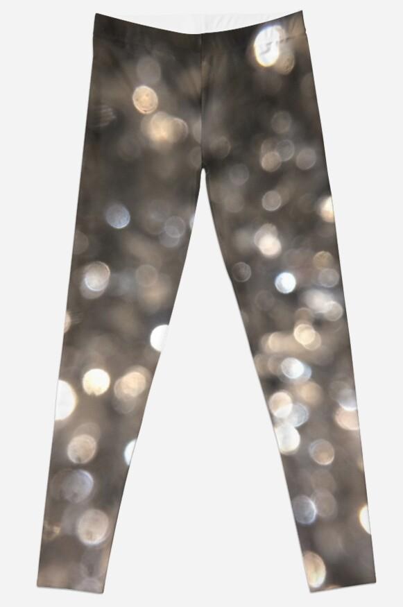 Silver Glitter Splosion by PrettySuperb