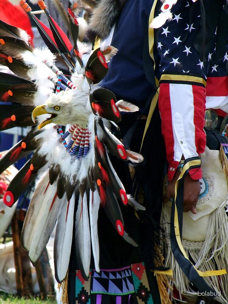 Native American  by Lolabud