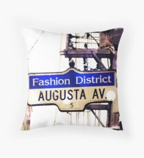 Augusta  Throw Pillow