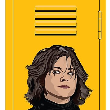 Allison from The Breakfast Club by ArtiStickFigure