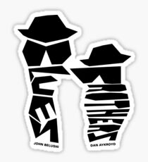 blues brother1 Sticker