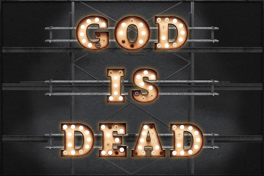 God is dead by Art-Frankenberg