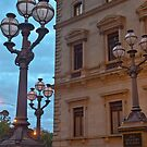 Melbourne Old Treasury Building by PhotoJoJo
