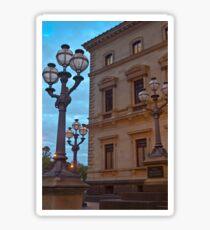 Melbourne Old Treasury Building Sticker