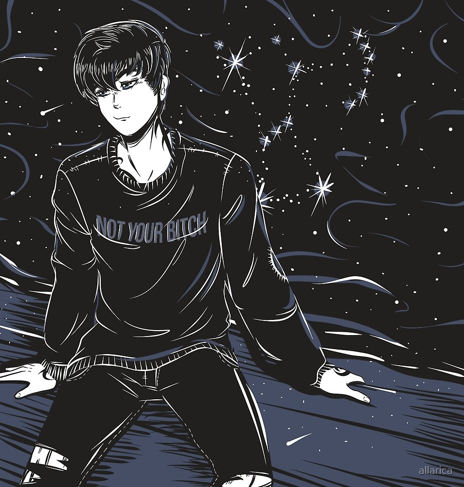 Alec Lightwood: Not Your Bitch by allarica