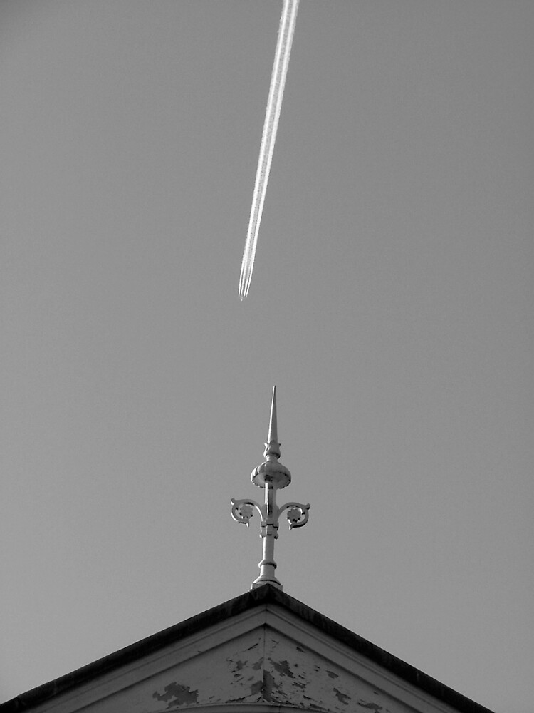 Plane by Jo Byrne