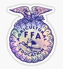 FFA Logo Sticker