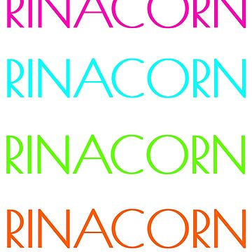Too Much Rinacorn Rainbow by rinacorn