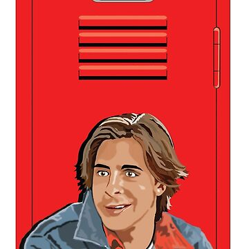 John Bender of The Breakfast Club by ArtiStickFigure