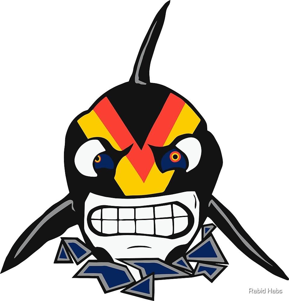 Vancouver Rabid Team Logo by Rabid Habs